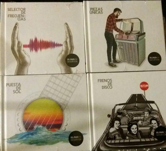 Colección de lo mejor de la música de El País
