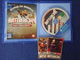 Battleborn, PS4