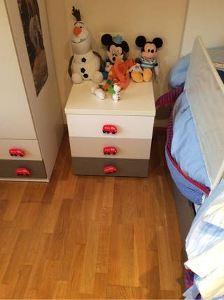 Conjunto mueble habitacion niño