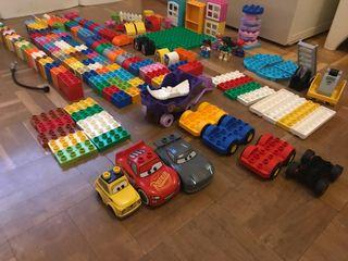 Lego duplo 3 sets combinados 188 piezas