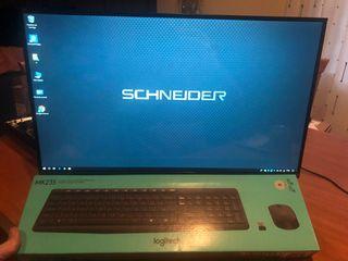 Ordenador Todo en Uno Schneider