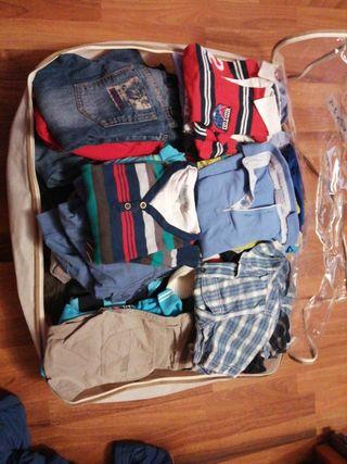 pack de ropa 2-3 años