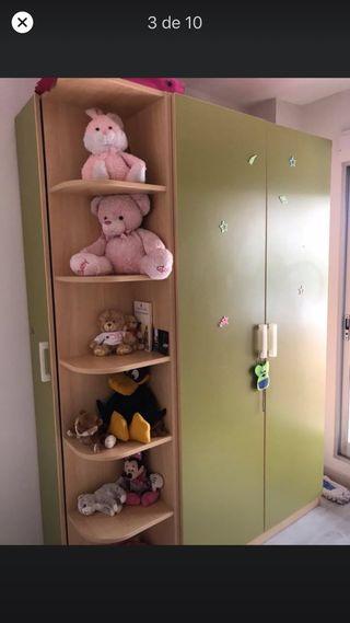 Muebles habitación, niñ@