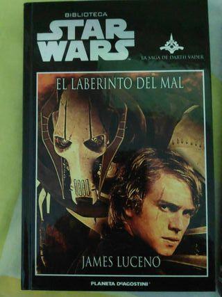 dos libros star wars