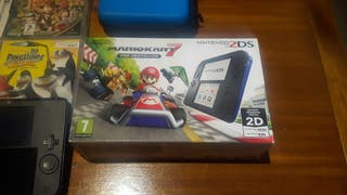 Nintendo 2DS Mariokart 7