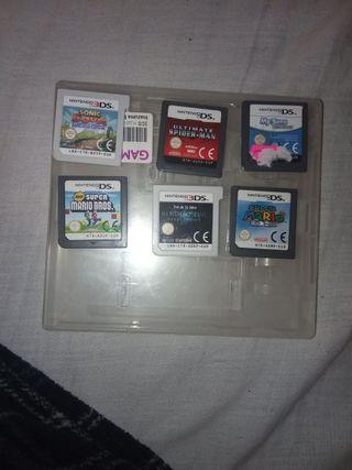 juegos varios Nintendo 3DS/2ds