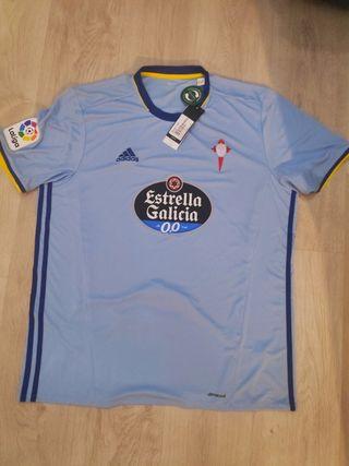 Camiseta Fútbol Celta de Vigo