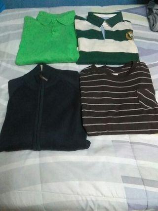 Lote ropa niño 12 años