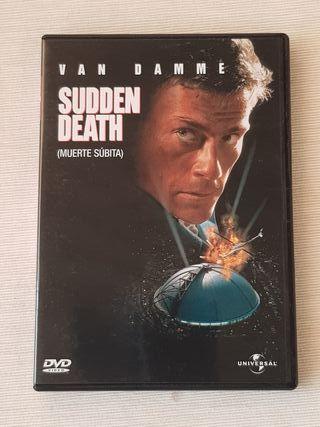 Muerte Súbita DVD