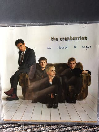 """THE CRANBERRIES """"No Need to Argue + The Live E.P."""""""