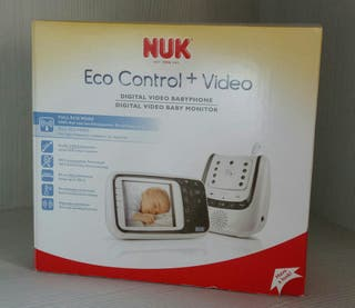 vigilabebes Eco control+Video Nuk