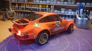 Porsche 911 Jaggermeister RC