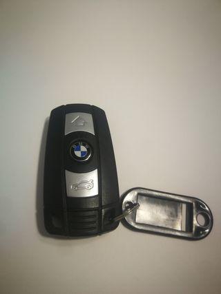 Llave BMW (Incluye todo: pila, chip y electrónica)