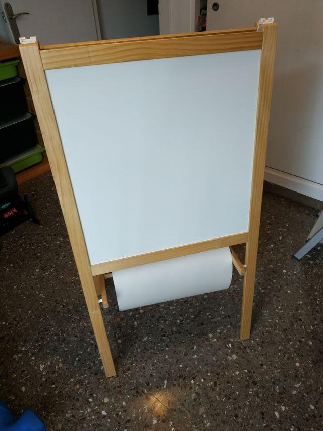 caballete pintura ikea (sin rollo de papel)