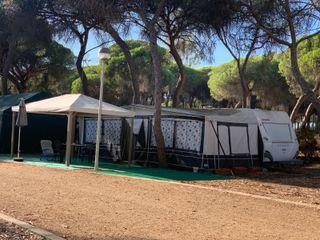 Caravana (instalada en Camping Giralda)