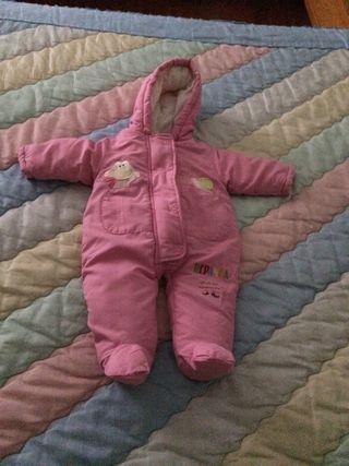 Buzo de niña, 6 a 9 meses