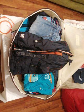 pack ropa niño 6-7 años