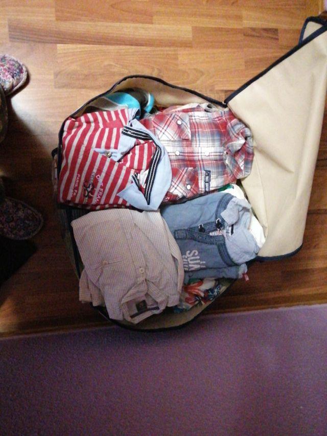 pack de ropa niño 4-5 años
