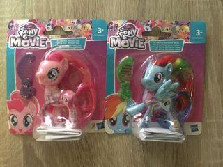 Ponys tamaño pequeño nuevos juguete