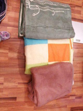 pack de mantas