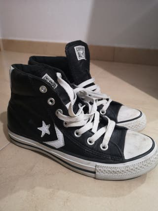 converse all star negras 37
