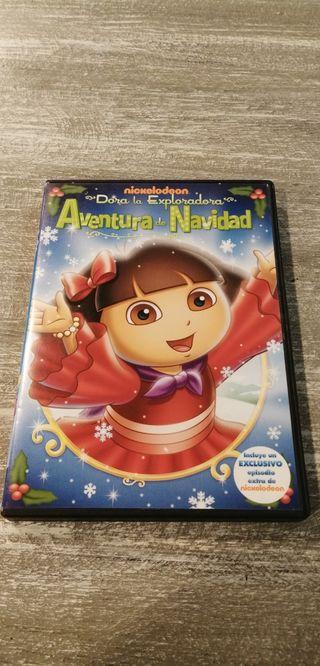 Dora Aventura de Navidad 2 DVD