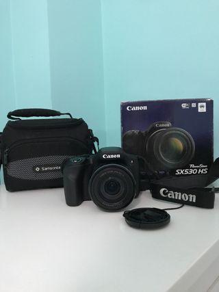 Cámara Digital Canon PowerShot SX 530 HS