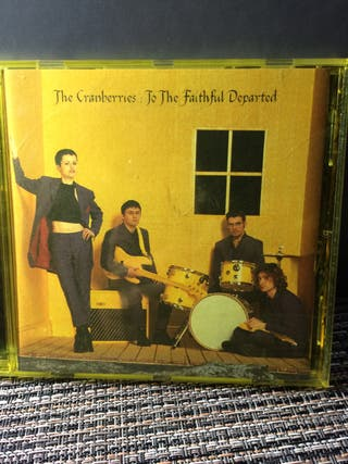 """THE CRANBERRIES """"To the Faithful Departed"""""""
