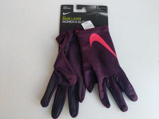 ORIGINAL Nike Guante Running T-M mujer