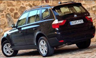 BMW X3 2007 2.0d 150cv manual 6