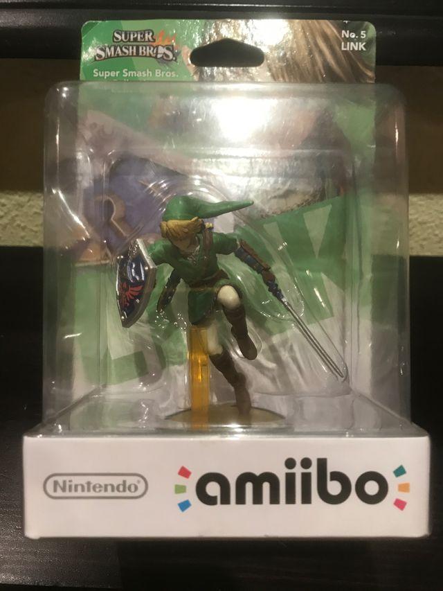 Amiibo Link de Zelda edición 2014