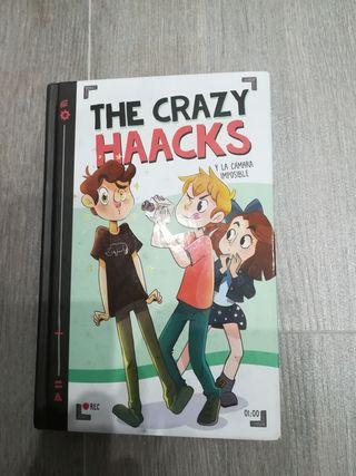 Libro The Crazy HAACKS N 1
