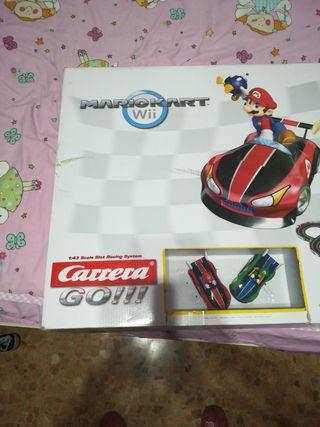 Circuito carreras MarioKart Carrera Go