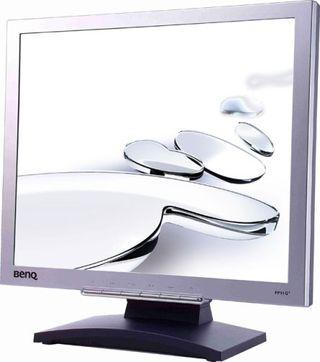 Monitor TFT BenQ 19 pulgadas, entradas DVI y VGA