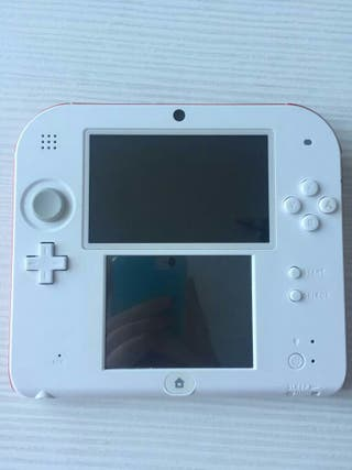 Nintendo 2DS impecable