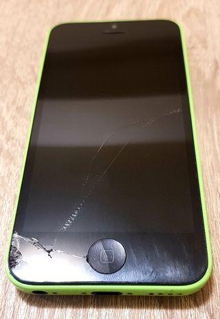 iPhone 5c 32gb Verde (Para piezas)