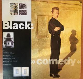 """LP VINILO BLACK """"COMEDY"""""""