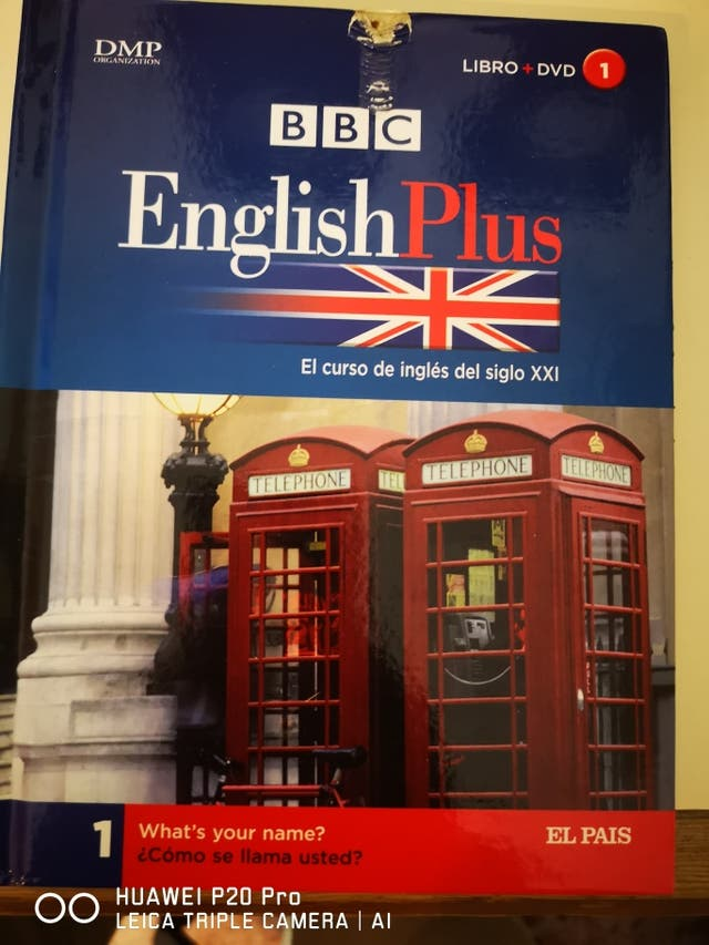 Curso Inglés completo