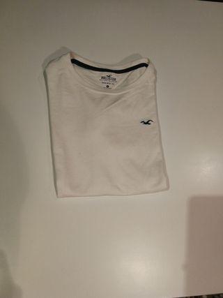 Camiseta Hollister nueva