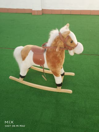 caballo balancín