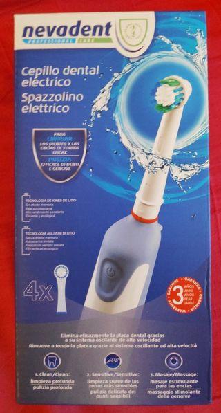 Cepillo dental eléctrico recargable PRECINTADO