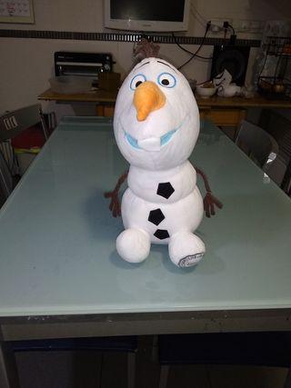 Peluche Olaf de Frozen