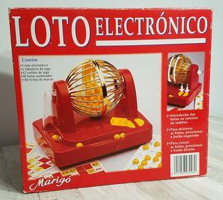 Bingo eléctrico