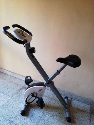 Bicicleta estática plegable (Sueca)