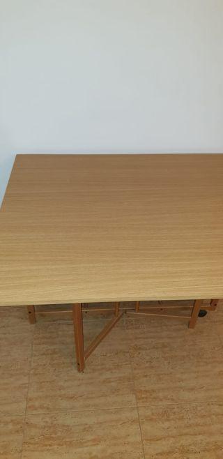 Mesa plegable comedor/ cocina