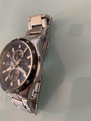 Reloj CASIO AZUL , modelo EDIFICE