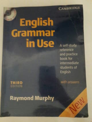 Libro ingles intermedio - Grammar in Use
