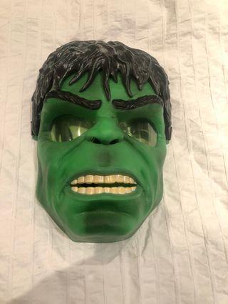 Máscara de Hulk
