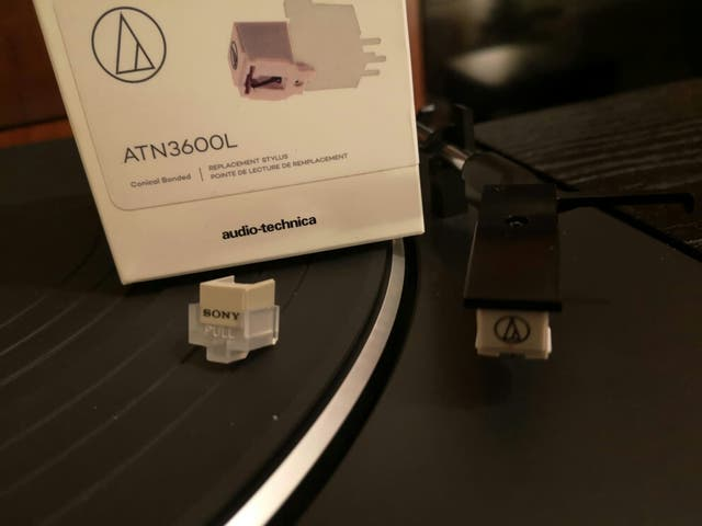 Equipo Sonido Sony con tocadiscos perfecto estado