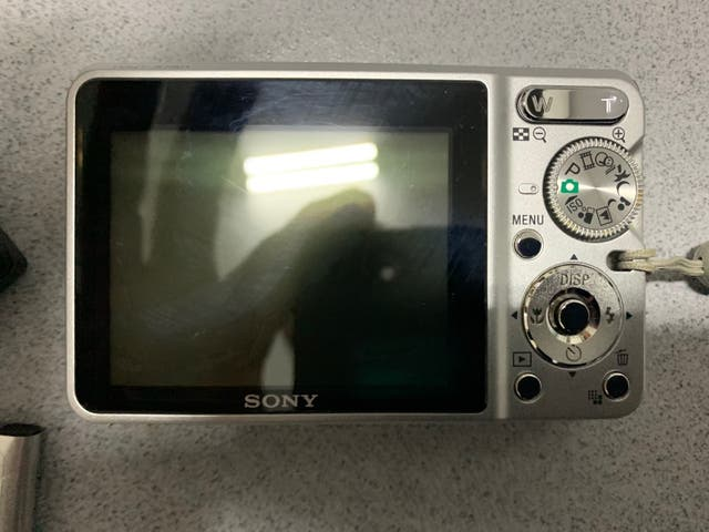 Cámara fotos SONY DSC-S780